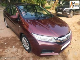 Honda City SV Manual, 2014, Diesel MT in Kolkata