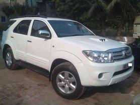 Used 2011 Toyota Fortuner MT for sale in Kolkata