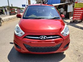2011 Hyundai i10 Sportz AT for sale in Pune