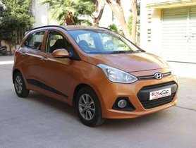 Hyundai Grand I10 Asta, 2016, Petrol AT for sale in Ahmedabad