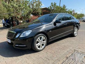 Used Mercedes Benz E Class E 200 2012 AT for sale in Mumbai