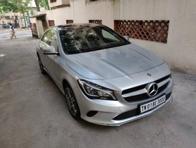 Mercedes Benz 200 2017 AT for sale in Chennai