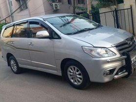 Toyota Innova 2.5 V 8 STR, 2014, Diesel MT for sale in Hyderabad