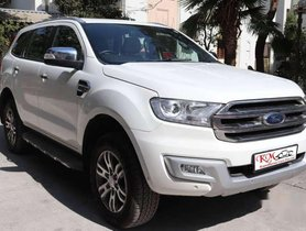 Used 2018 Ford Endeavour MT for sale in Ahmedabad