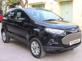 Used Ford Ecosport 2015, Diesel MT for sale in Ahmedabad