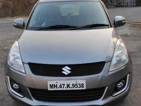 Used 2016 Maruti Suzuki Swift VDI MT for sale in Mumbai