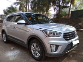 2017 Hyundai Creta 1.6 CRDi SX MT for sale in Mumbai