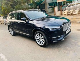 Volvo XC90 Inscription Luxury, 2016, Diesel AT for sale in Rajkot