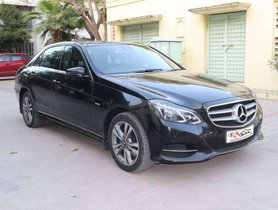 Used 2017 Mercedes Benz E Class AT for sale in Gandhinagar
