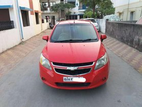 Used Chevrolet Sail LT ABS 2013 MT for sale in Vadodara