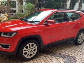 Used 2017 Jeep Compass 2.0 Limited MT for sale in Thane