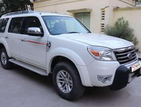 Ford Endeavour 2.5L 4X2 2011 AT for sale in Ahmedabad