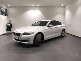 Used BMW 5 Series 530d Highline 2012 AT for sale in Mumbai