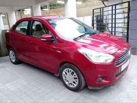 Used Ford Figo Aspire 2015 MT for sale in Hyderabad