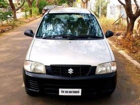 Maruti Suzuki Alto LXi BS-IV, 2012, Petrol MT for sale in Coimbatore