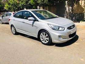 Used Hyundai Verna 1.6 CRDi SX 2012 MT for sale in Ahmedabad