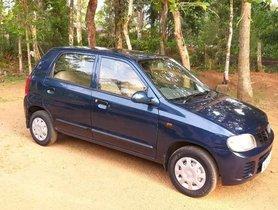 Used Maruti Suzuki Alto 2010 MT for sale in Kottayam