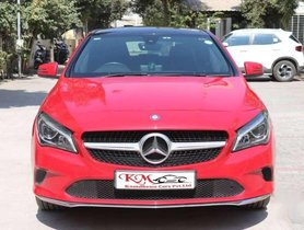 2017 Mercedes Benz A Class AT for sale in Gandhinagar