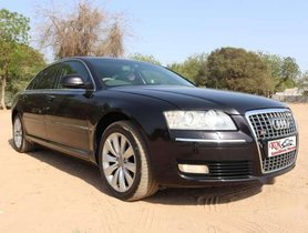 Used 2009 Audi A8 AT for sale in Ahmedabad