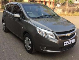 Used Chevrolet Sail 2014 MT for sale in Nagpur