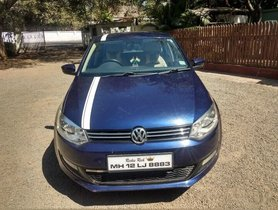 2014 Volkswagen Polo Diesel Comfortline 1.2L MT for sale in Pune