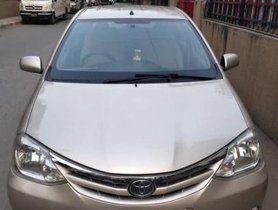2011 Toyota Platinum Etios G MT for sale in Mumbai