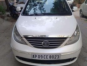 Tata Manza Aqua Quadrajet BS IV 2011 MT for sale in Hyderabad