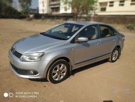 Used Volkswagen Vento 2012 MT for sale in Goregaon