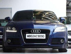 Used 2013 Audi TT 2.0 TFSI AT for sale in Kolkata