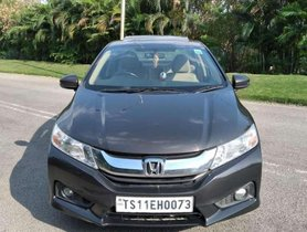 Used 2016 Honda City AT for sale in Hyderabad