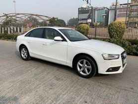 Used 2014 Audi A4 2.0 TDI AT for sale in Gurgaon