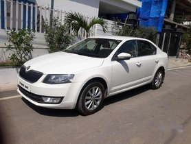 Used 2014 Skoda Octavia MT for sale in Hyderabad
