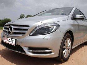 Mercedes-Benz B-Class B180 CDI, 2014, Diesel AT in Ahmedabad