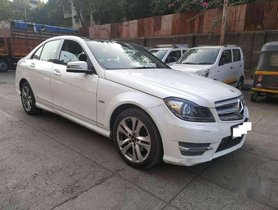 2014 Mercedes Benz C-Class 220 AT for sale in Mumbai