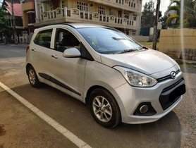 Used 2015 Hyundai i10 Asta 1.2 MT for sale in Nagar
