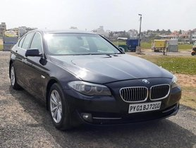 Used 2011 BMW 5 Series 2003-2012 AT in Chennai