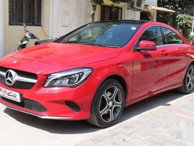 Used Mercedes-Benz CLA-Class 200 2017, Petrol AT in Ahmedabad