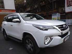 Toyota Fortuner 4x2 Manual 2017 MT for sale in Mumbai