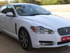 Used Jaguar XF Diesel 2011 AT for sale in Ahmedabad