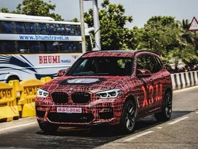 BMW X3 M Spotted In India For The First Time