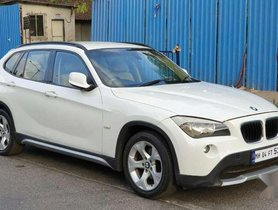 BMW X1 sDrive20d, 2013, Diesel AT for sale in Mumbai