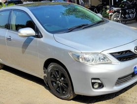 Used 2012 Toyota Corolla Altis Diesel D4DG MT for sale in Mumbai