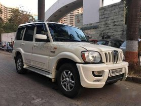 Mahindra Scorpio VLX 2013 AT for sale in Mumbai