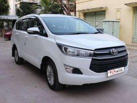 Used Toyota INNOVA CRYSTA 2017, Diesel AT in Ahmedabad