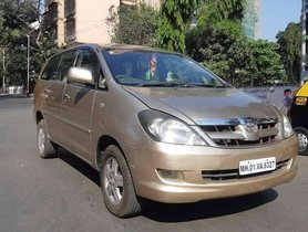 Toyota Innova 2.5 V 7 STR, 2006, Diesel MT for sale in Mumbai