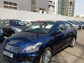 Used Maruti Suzuki Ciaz 2018 MT for sale in Ahmedabad