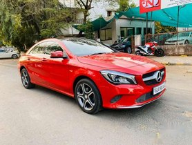 Mercedes-Benz CLA-Class 200 CDI Sport, 2017, Diesel AT in Ahmedabad