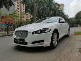 Used Jaguar XF 2015 AT for sale in Nagar