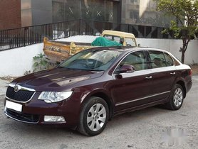 Used Skoda Superb 1.8 TSI 2010 AT for sale in Hyderabad