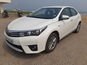 2014 Toyota Corolla Altis VL AT for sale in Chennai